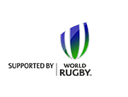 Supported by World Rugby