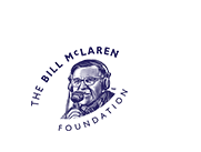 The Bill McLaren Foundation Logo