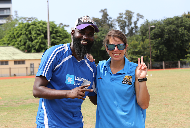 SPONSOR AN AFRICAN COACH FROM £1,400